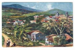 BAYAMON (PUERTO RICO). VISTA PANORAMICA. CIRCULADA. - Autres