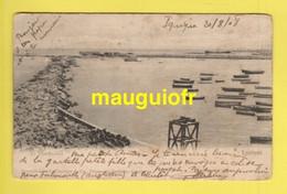 CHILI / IQUIQUE / EL ROMPEOLAS / LA DIGUE / 1908 - Chile
