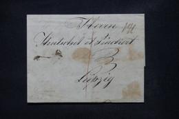 ALLEMAGNE - Lettre De Chemnitz Pour Leipzig En 1805 - L 108765 - [1] Prephilately