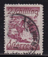 Austria 1925, Minr 467 Vfu. Cv 12 Euro - Gebruikt