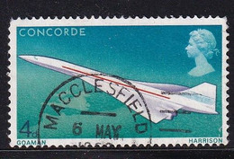 GB, Nice Cancel MACCLESFIELD - Used Stamps