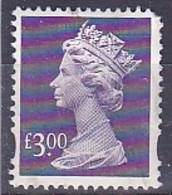 Série Courante à L'effigie D'Elizabeth II - Tp De 1999 - 3,00 £ Violet  - Y&T N° 2084 - Obli - Used - Départ à 50% - Used Stamps