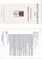 """Deutschland BRD. Ersttagsblatt 18/1979 """"Hildegard Von Bingen"""" (7.027) - Brieven En Documenten"""