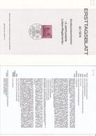 "Deutschland BRD. Ersttagsblatt 20/1979 ""Lotsen-Reglement"" (7.029) - Brieven En Documenten"