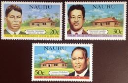 Nauru 1981 Government Council MNH - Nauru