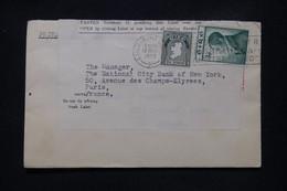 IRLANDE - Enveloppe Commerciale De Dublin Pour Paris En 1953 - L 108811 - Covers & Documents
