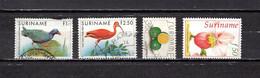 Surinam   1985-97  .-   Y&T  Nº   1014/1015-1092-1440 - Surinam