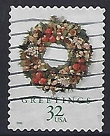 USA  1998  Christmas (o) Mi.3053  BA - Used Stamps