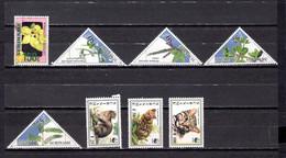 Surinam   1992-95  .-   Y&T  Nº   1250-1346/1349-1356-1358/1359 - Surinam