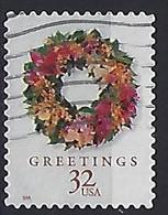 USA  1998  Christmas (o) Mi.3054  BA - Used Stamps