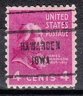 USA Precancel Vorausentwertungen Preos, Locals Iowa, Hawarden 713 - Voorafgestempeld