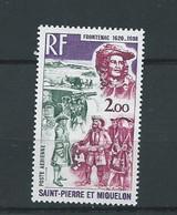 SAINT-PIERRE ET MIQUELON    Timbre Poste Aérienne  N° 55  Neufs - Other