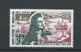 SAINT-PIERRE ET MIQUELON    Timbre Poste Aérienne  N° 56  Neufs - Other