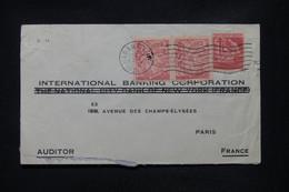 CUBA - Enveloppe Commerciale De Habana Pour Paris En 1951 - L 108818 - Covers & Documents