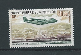 SAINT-PIERRE ET MIQUELON    Timbre Poste Aérienne  N° 57  Neufs - Other