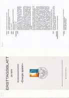 "Deutschland BRD. Ersttagsblatt 26/1979 ""Energie Sparen"" (7.035) - Brieven En Documenten"