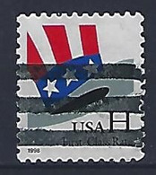 USA  1998  Uncle Sams Hat (o) Mi.3059  A - Used Stamps