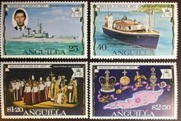 Anguilla 1977 Silver Jubilee MNH - Anguilla (1968-...)