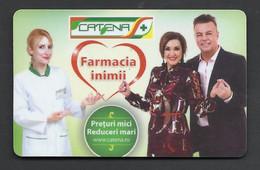 Romania, Catena  Pharmacy Ad. - Gift Cards