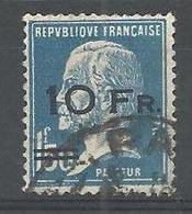N°4 OBLITERE FAUX - 1927-1959 Afgestempeld