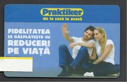 Romania, Praktiker Shop. - Gift Cards