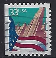 USA  1999  Flag (o) Mi.3091 BHl - Gebraucht