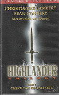 Highlander  - There Can Be Only One - Fantascienza E Fanstasy