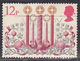 Tp De 1980 - 12p Noël - Christmas - Y&T N° 960-  Obli - Used - Usato - Départ à 50% - Used Stamps