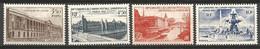 Série Complète N° 780 à 783 Gom D'origine NEUF**  SANS  CHARNIERE / MNH - Unused Stamps