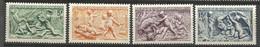 Série Complète N° 859 à 862 Gom D'origine NEUF**  SANS  CHARNIERE / MNH - Unused Stamps