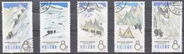 China 1965, Gestempeld Used, Alpine Successes - Gebruikt