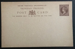 Grande Bretagne Colonies Trinidad Entier Stationary Mint (1208) - Other