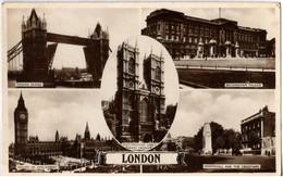 GB 1933 KG V Postcard Putney SW 15 CDS Slogan Every Home Needs Phone London Views - Covers & Documents