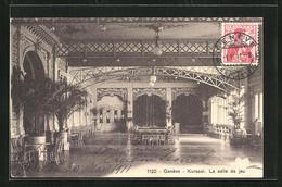 AK Genève, Kursaal, La Salle De Jeu - GE Geneva