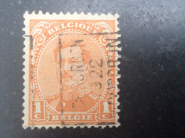 Nr 2787 A  Moescroen 1922 Mouscron - Roller Precancels 1920-29