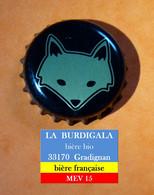 La Burdigala - Bière Française (parfait état - Pas De Trace De Décapsuleur) Beer - Cerveza - Birra MEV15 - Beer