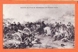 X98136 ⭐ ( Etat Parfait ) NAPOLEON Bataille Du Pont De MONTEREAU 77-Seine Marne 18 Fevrier 1814 Edition DULAC - Andere Oorlogen