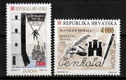 Kroatie  Europa Cept 1994 Postfris - Croatia
