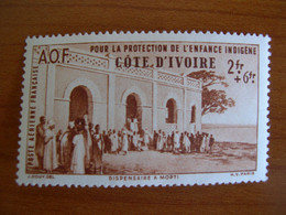 Cote D'Ivoire N° PA 7 Neuf ** - Unused Stamps