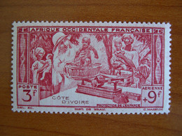 Cote D'Ivoire N° PA 8 Neuf ** - Unused Stamps