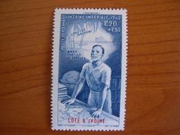 Cote D'Ivoire N° PA 9 Neuf ** - Unused Stamps