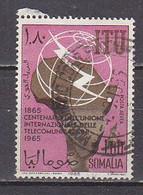 D0130 - SOMALIE SOMALIA Aerienne Yv N°35 Itu Uit - Somalië (1960-...)