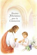 SINCERES FELICITATIONS POUR TA COMMUNION ! - Comuniones