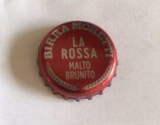 CAPSULE - TAPPO / BOTTLE CAP / KRONKORKEN / BEER - BIRRA MORETTI - LA ROSSA - MALTO BRUNITO - Beer