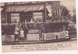 48962      Sedan  Café  Du  Centre   Place  Goulden  =   Biere  De  Sedan - Sedan