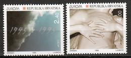 Kroatie  Europa Cept 1995 Postfris - Croatia