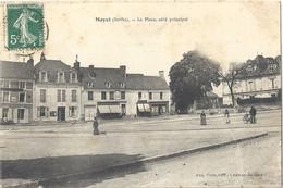 CPA Mayet La Place Côté Principal - Mayet