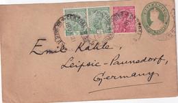 INDE 1921    ENTIER POSTAL/GANZSACHE/POSTAL STATIONERY CARTE DE MADRAS - 1911-35 King George V