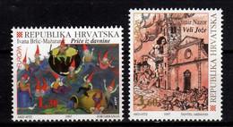Kroatie Europa Cept 1997 Postfris - Croatia