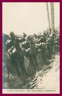 Cp Photo - Guerre ITALIE TURQUIE - Guerra ITALO TURCA - Nelle Trincee Durante Il Combattimento - Tranchée - Edit. VAT - Andere Oorlogen